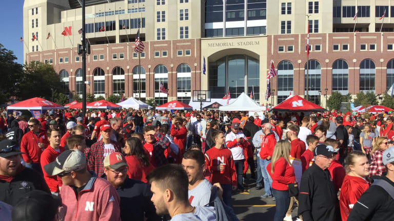 Mask Policy for Husker Home Events Announced