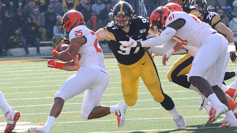 Iowa Football Position Preview: Defensive Line