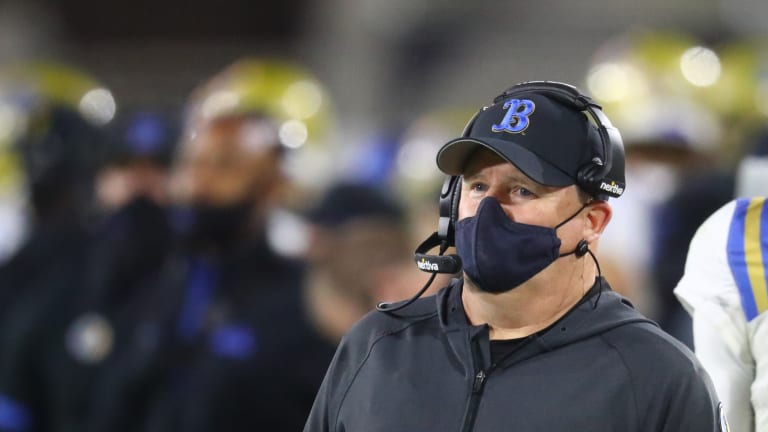 Connon: It's do or die for Chip Kelly, UCLA football in 2021