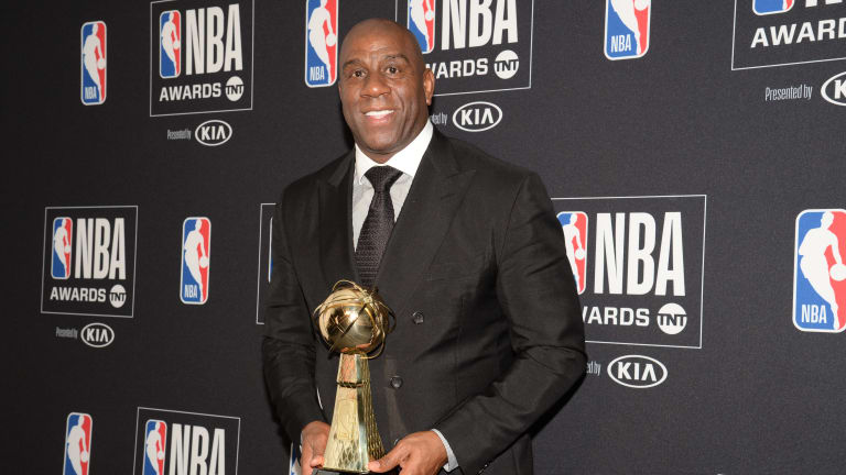 Lakers News: Magic Johnson Makes a Bold Claim About LeBron James as the GOAT