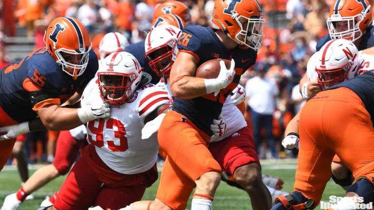 Huskers Show Nation 'Same Movie' in Season-Opening Loss