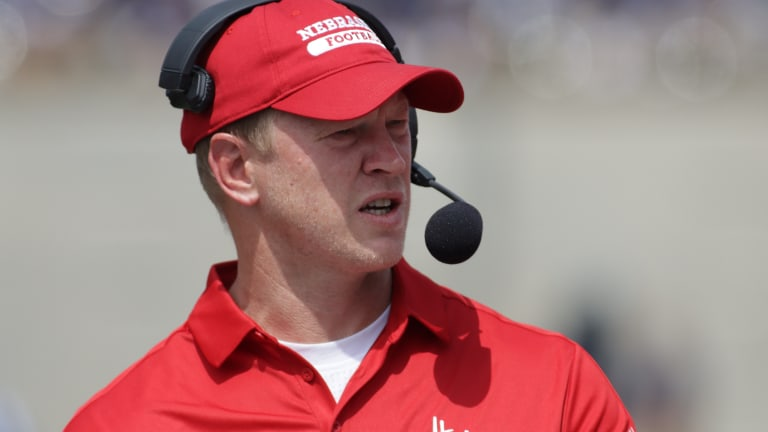Frost Wants Huskers to 'Play Stress-Free' vs. Sooners