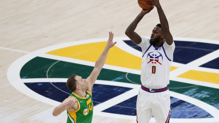 NBA Rumors: Sixers, Bucks Showed Interest in JaMychal Green Before Return  to Nuggets - Sports Illustrated Philadelphia 76ers News, Analysis and More