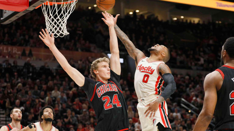 The Blazers Are Better Off With Larry Nance Than Lauri Markkanen