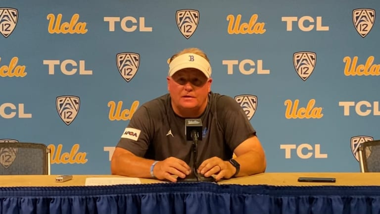 WATCH: Chip Kelly talks to the media following his first season-opening win at UCLA