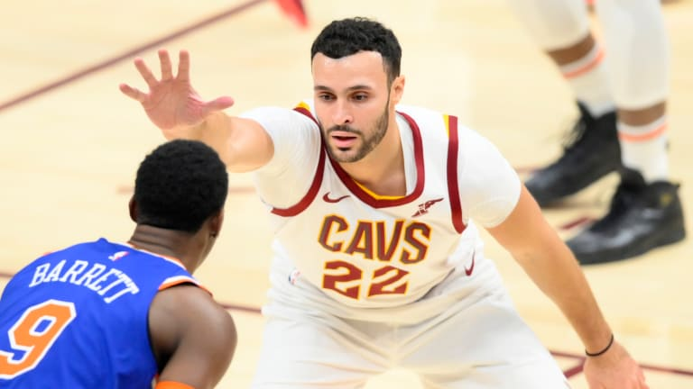Larry Nance Opens Up About Blazers Trade in Farewell Letter to Cleveland
