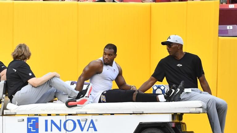 Big Ten Daily: Former Ohio State Star J.K. Dobbins Tears ACL in NFL Preseason Game