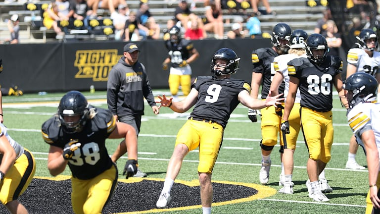 Iowa Football Position Preview: Specialists