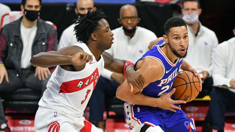 Report: Raptors' Offer for Ben Simmons Hasn't Interested 76ers