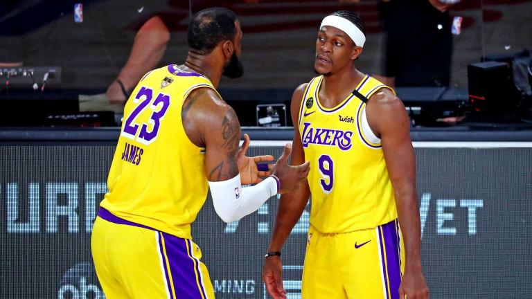 NBA Rumors: Lakers, Rajon Rondo Reunion Will Happen This Season