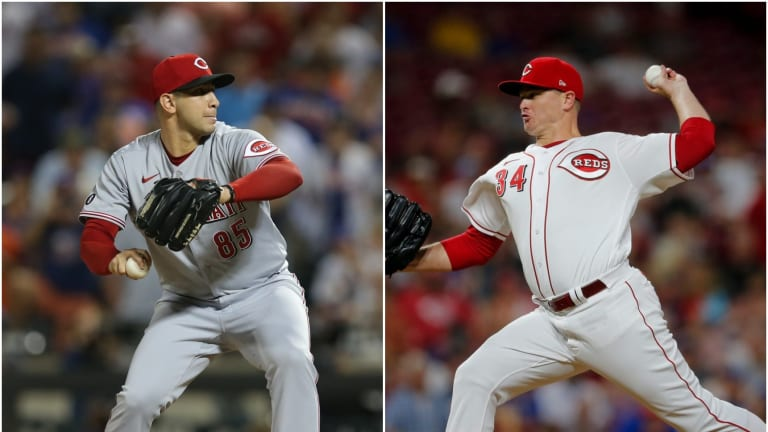 Yankees Acquire Jason Parker From Reds, Complete Cessa-Wilson Trade