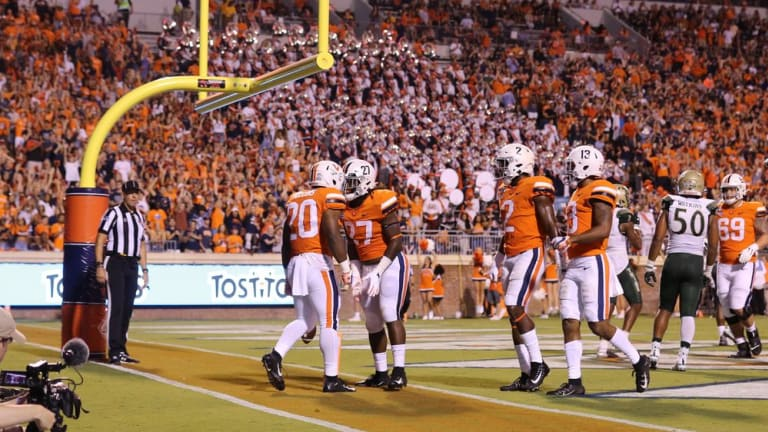 Wahoos Weekly: When and Where to Watch the Virginia Cavaliers this Week
