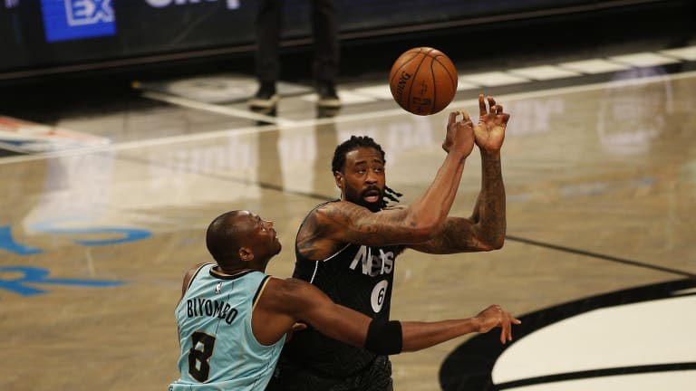 NBA Rumors: DeAndre Jordan Expected to Part Ways With Brooklyn Nets