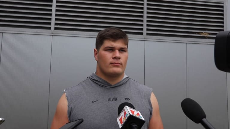 HN TV: Iowa Offense Weekly Press Conference