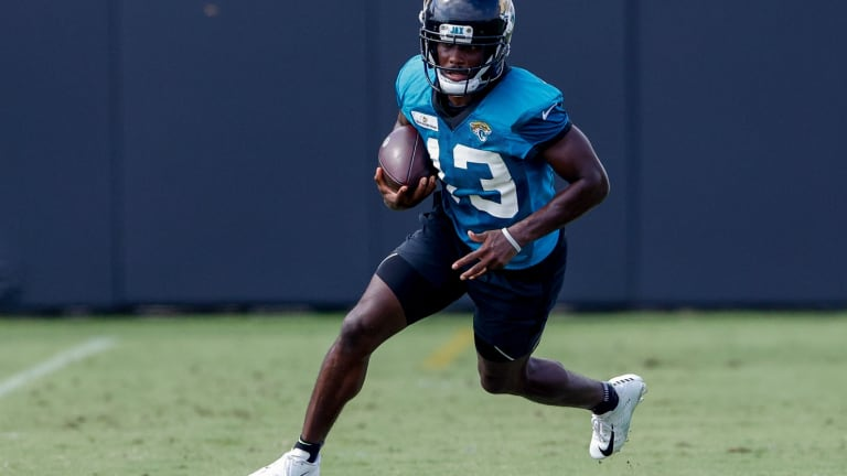 Jaguars Add 13 Players to Practice Squad: 3 Observations on the Initial Group