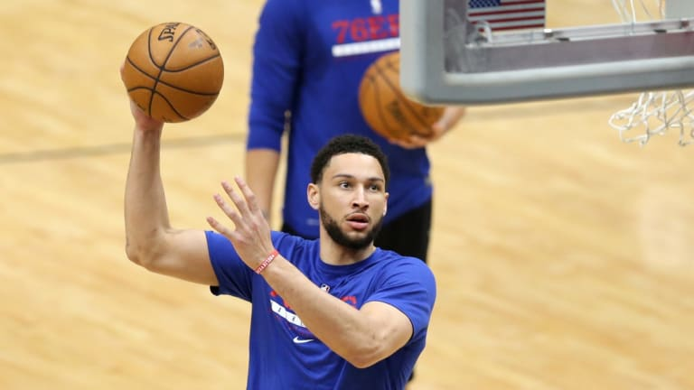 Sixers Rumors: Ben Simmons Will Play Anywhere But Philly