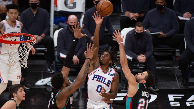 Sixers Rumors: Former NBA Veteran Calls Tyrese Maxey Trade Rumors 'False'