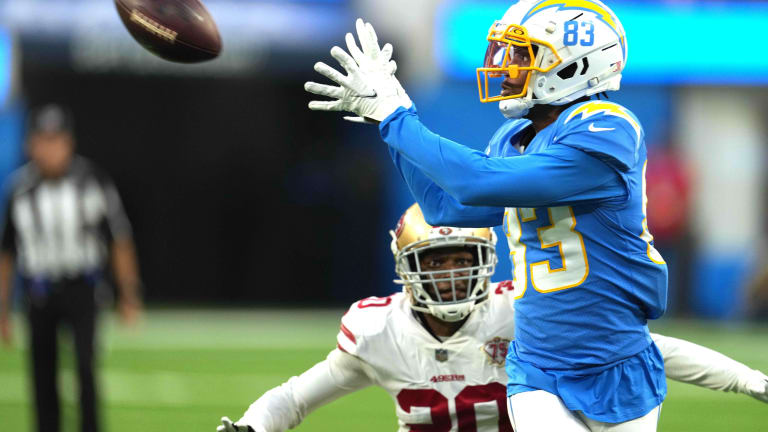 Jaguars Claim Former Chargers WR Tyron Johnson Off Waivers