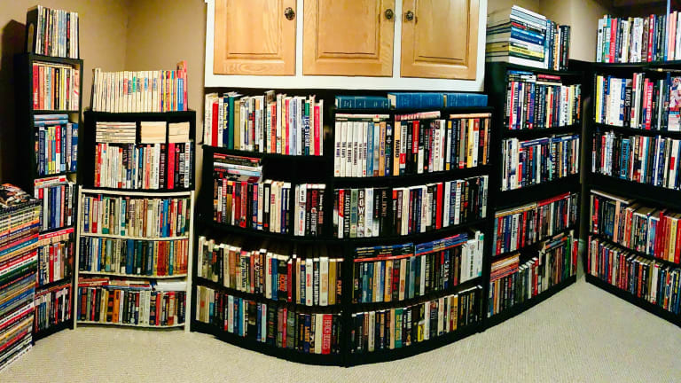 Building the Ultimate Hockey Book Collection