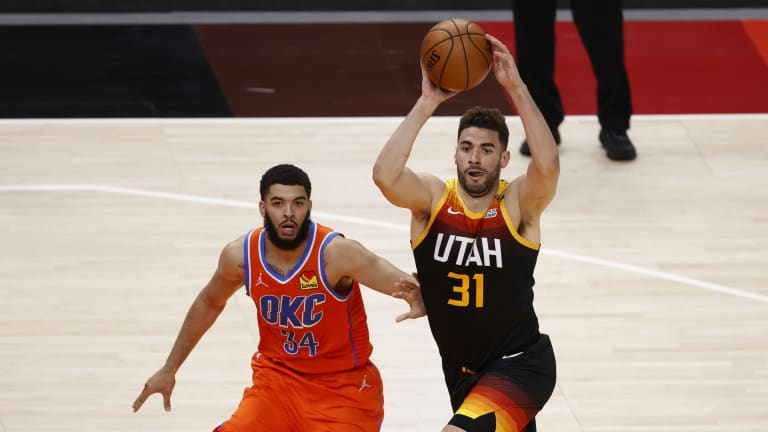 Georges Niang Views Sixers as NBA Title Contenders