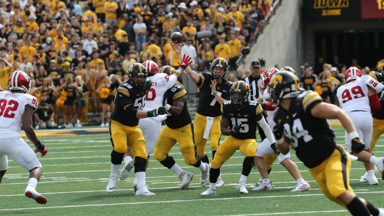 Howe: Hawkeyes Open with a Bang