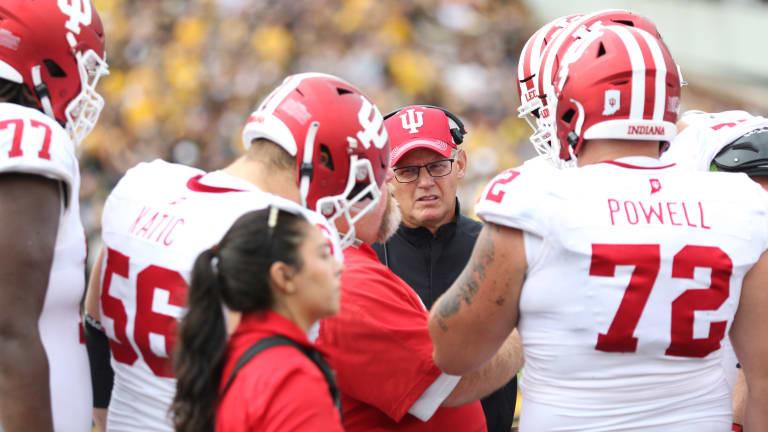 HN TV: Indiana Coach Tom Allen Postgame