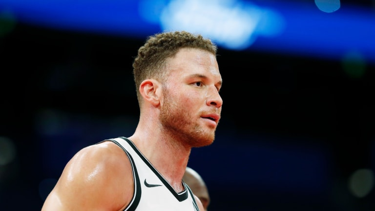 Blake Griffin Reveals Which NBA Player is Most Respected