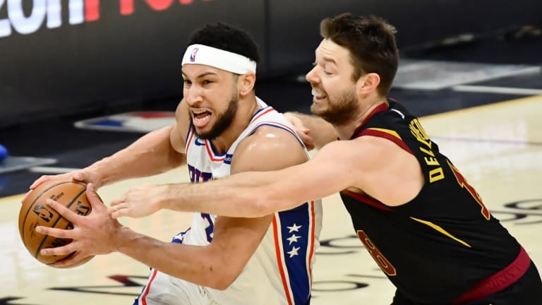 Sixers Rumors: Cavaliers are 'Team to Watch' in Ben Simmons Sweepstakes