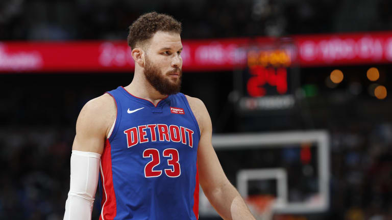 Blake Griffin Reveals Honest Thoughts About Detroit