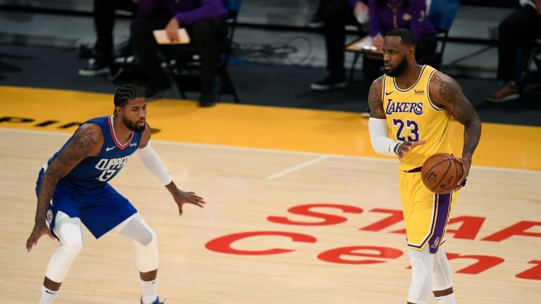 """ESPN Analyst Says Clippers' Schedule is """"Really Unbalanced Compared to the Lakers"""""""