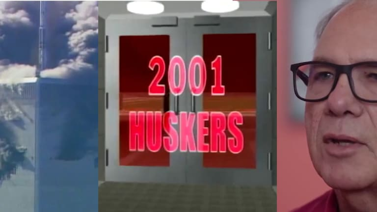 Looking Back at Huskers' Post-9/11 Tunnel Walk