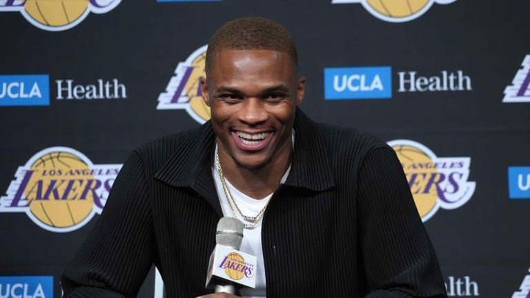Lakers: Russell Westbrook Looks Ready For NBA Season in Latest Workout Video