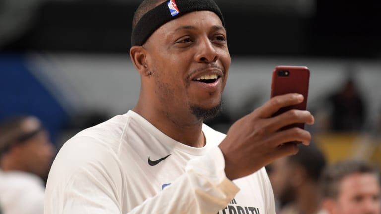 Paul Pierce Got His Pants Pulled Down In A Game? It Really Happened To The Former Boston Celtics, Brooklyn Nets, Washington Wizards And Los Angeles Clippers Star