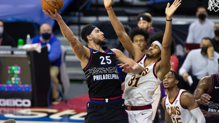 NBA Insider Suggests Cavaliers Will Try to 'Pry' Simmons From Sixers