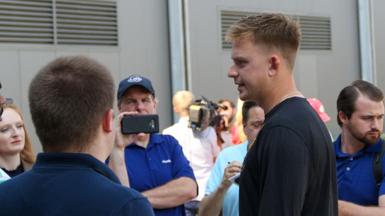 HN TV: Iowa Football Student-Athlete Interviews 9-7-21