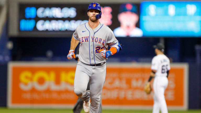 Mets' Pete Alonso Becomes 2nd Fastest Player In MLB History To Reach 100 Homers