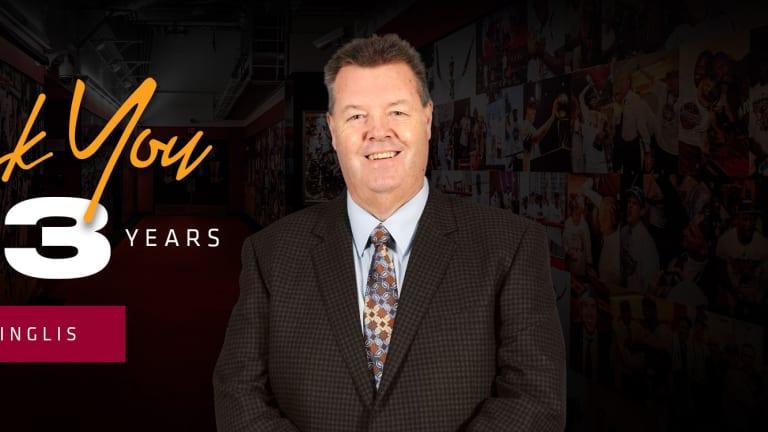 Longtime Miami Heat Radio Announcer Mike Inglis Calls It Quits