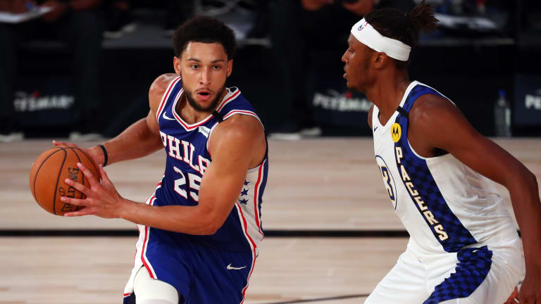 Sixers Rumors: Ben Simmons Isn't Worried About Fixing His Trade Value