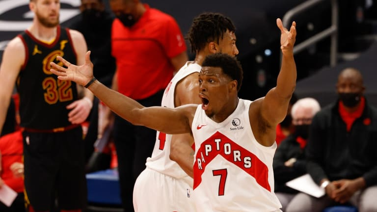 Report: Kyle Lowry Opted to Stay With Raptors at Trade Deadline
