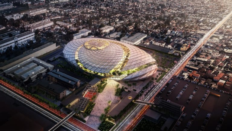 Clippers Reveal Groundbreaking Date For New Inglewood Arena