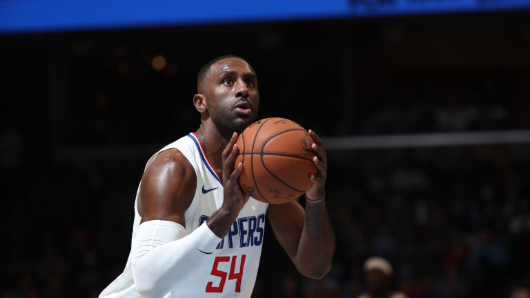 Patrick Patterson Leaves Clippers, Joins Trail Blazers