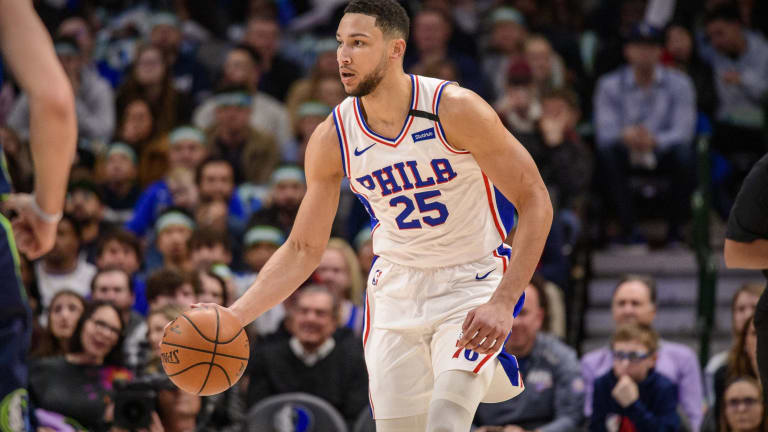 Shaq Sounds off on Ben Simmons Amid Trade Rumors