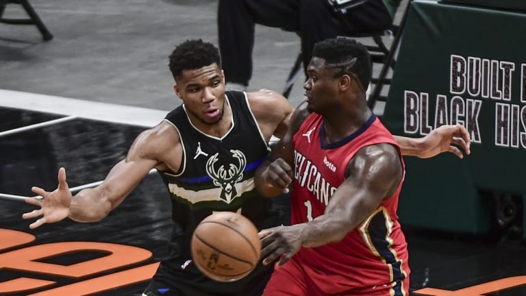 Giannis Of The Bucks, Draymond Of The Warriors, Julius Randle Of The Knicks? Who's The Best Power Forward In The NBA?