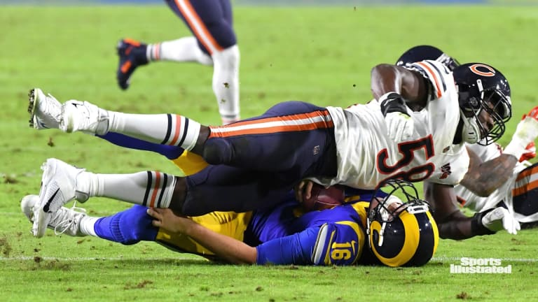 Opportunities Exist for Roquan Smith, Others