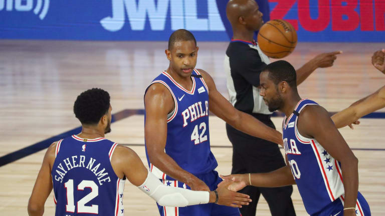 Why Didn't Sixers Use Al Horford Trade Exception This Week?