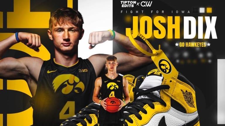 In-State Guard Josh Dix Commits to Iowa Basketball