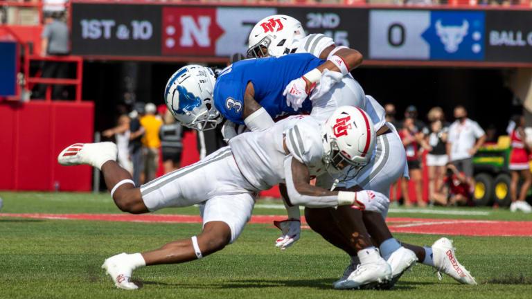 Game Photos: Buffalo @ Nebraska