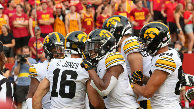 Game Story: Hawkeyes Keep it Going