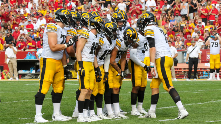 Brown: Hawkeyes Don't Need Hype to Succeed