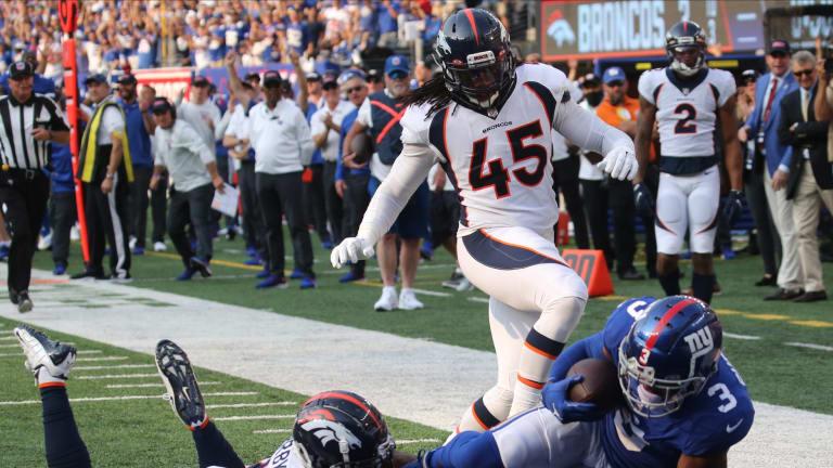 Denver Broncos 27 - New York Giants 13: Instant Reaction